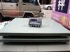 scs上海手推移动式电子地磅1吨小地磅