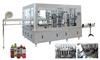 果蔬饮料三合一灌装生产设备
