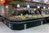 超市不锈钢设备,面点柜,面食展示柜价格,冷柜