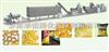 多色糖酥米果膨化機械