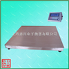 TZH-A3吨电子地磅材质【【1.2X1.5米3吨地磅材质】3吨不锈钢电子地磅厂家