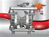 QBY系列鋁合金氣動隔膜泵QBY系列鋁合金氣動隔膜泵
