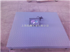 SCS上海供應高強度緩衝秤,6mm厚地磅秤,泵秤
