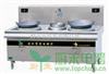商用電磁爐生產商電磁雙炒單溫灶 雙頭小炒爐